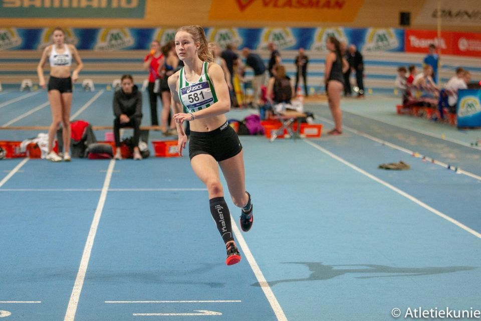Marathonverslag: NK Indoor Junioren