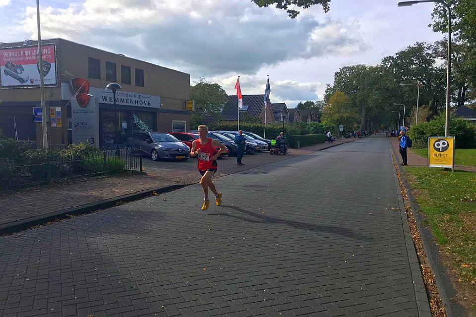 Uitstekende prestaties bij Bikkelloop