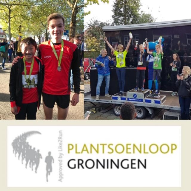 Plantsoenloop 2018 Groningen (3-11-2018)