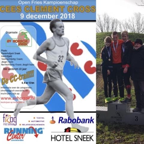 Cees Clement Cross - Sneek (9-12-2018)