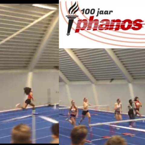 3e Phanos Sprint Horde Indoor - Amsterdam (02-02-2019)