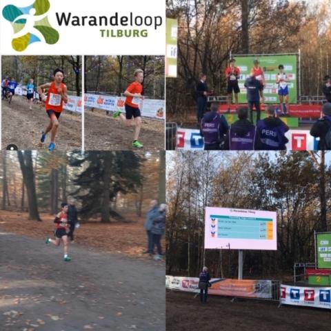 Warandeloop 2019 - Tilburg (23 +24 november 2019)